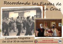 Exposición de fotos antiguas de Fiestas en Fuenmayor